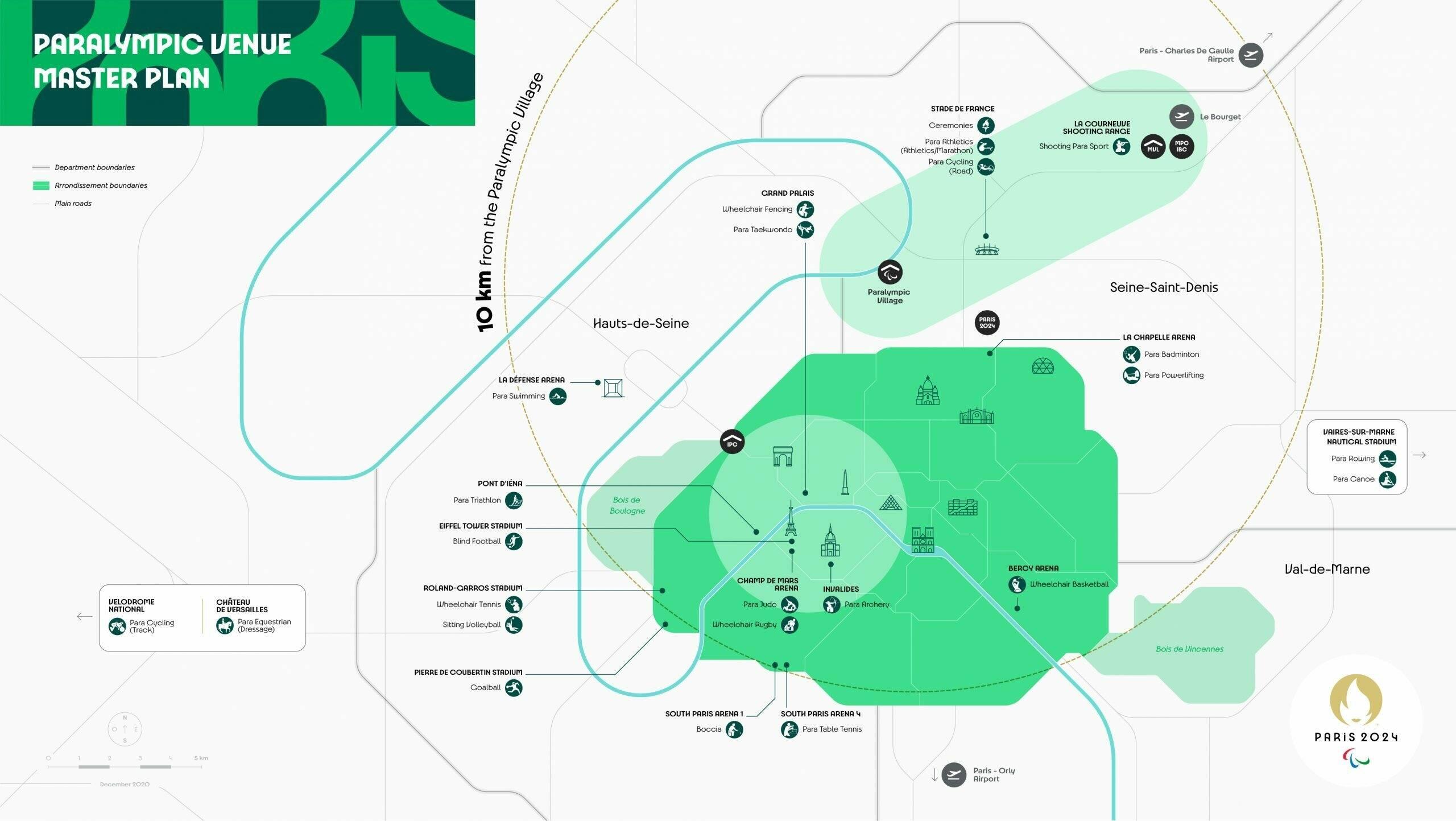 Paris 20 Olympische Spiele & Camping   Alle Campingplätze ...